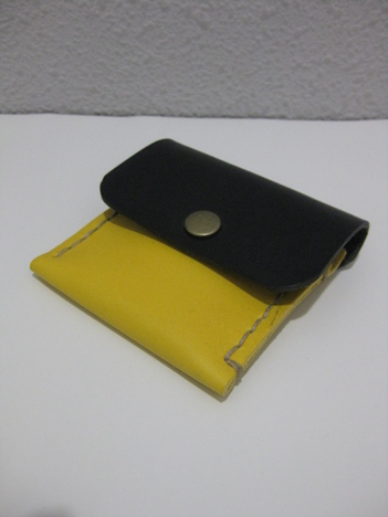【SALE40%OFF★SAY】LEATHER COIN CASE