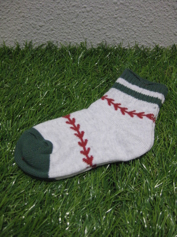 【THE PARK SHOP】BALLBOY SOCKS