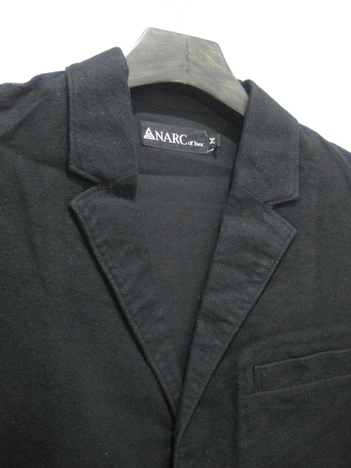 【SALE50%off★ANARC OF HEX】TAILORED JACKET