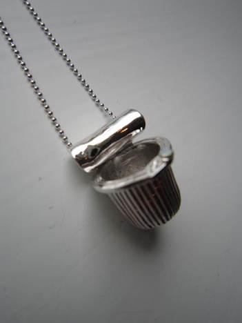 【Aquvii】Coffee Fresh Necklace