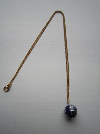 【Aquvii】earth necklace
