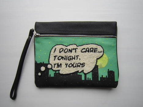 【SALE★Sarah's Bag】Zipurse I'M YOURS