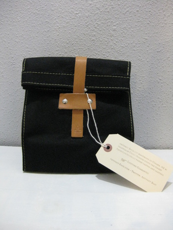 【SALE30%OFF★ARTIFACT BAG CO.】LUNCH TOTE COLOR CANVAS