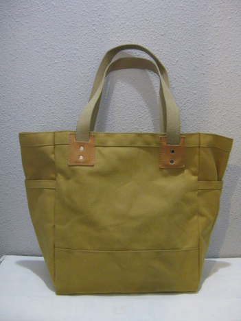 【SALE30%OFF★ARTIFACT BAG CO.】CAMPUS TOTE COLOR CANVAS
