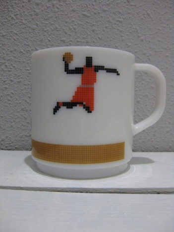 【eco mug】STACKING MUG -BASKETBALL-