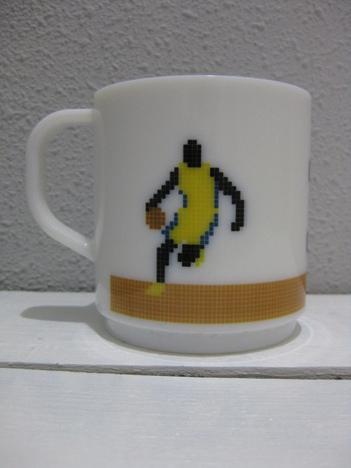 【eco mug】STACKING MUG -BASKETBALL-