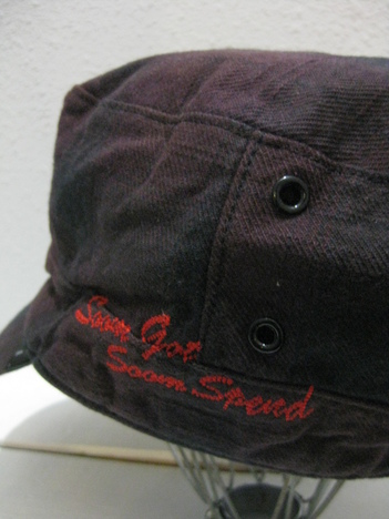 【SALE★C-PLUS HEAD WEARS】OMBRE WORK CAP