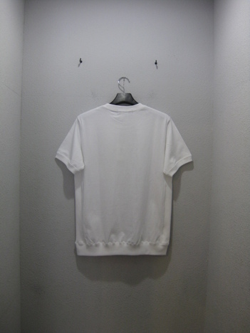 【NO TARGET ORIGINAL】N LOGO S/S SWEAT(WHITE)