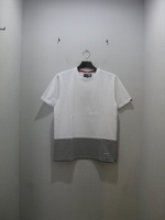 【CLUCT】S/S MIXSTRIPE TEE