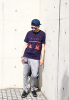【quolt】FREEING PANTS