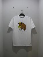 【CHARI&CO】CONNIE BEAR TEE (WHITE)