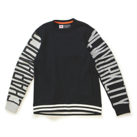 【CHARI&CO】VISIBLE TEXT SWEATS