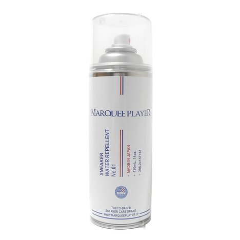 【MARQUEE PLAYER】SNEAKER WATER REPELLENT KEEPER No01