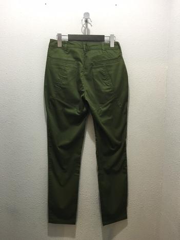 【SALE50%OFF★narifuri】 LADY'S TUCK PANTS