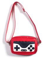 【OJISUN】 ゲームポシェット(RED)
