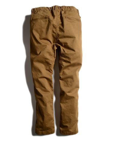 【GOWEST】CLIMBING TROUSERS/ARMY CORD STRETCH PEACH