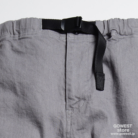 【GOWEST】CLIMBING TROUSERS/10oz STRETCH DENIM