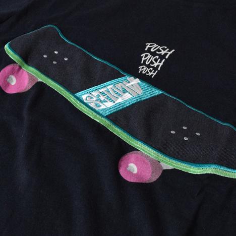 【ALDIES】Push Skate T