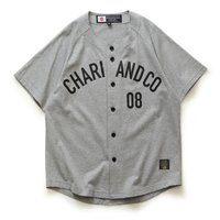 【CHARI&CO】FIELD S/S SHIRTS(GRAY)