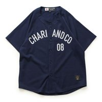 【CHARI&CO】FIELD S/S SHIRTS(NAVY)