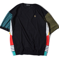 【ALDIES】Side Switching Big T(BLACK)