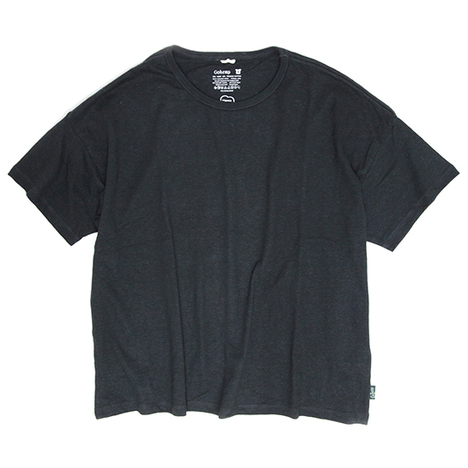 【GO HEMP】WIDE TEE