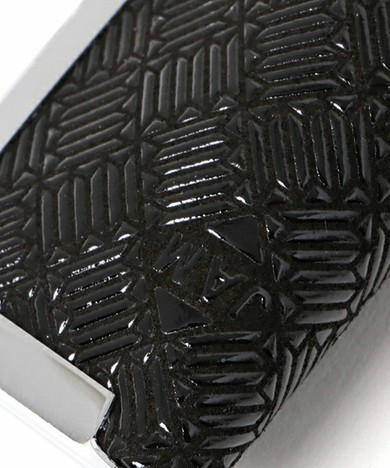 【JAM HOME MADE×印傳屋】BLACK DIAMOND 印鑑ケース -ANECHOIC-