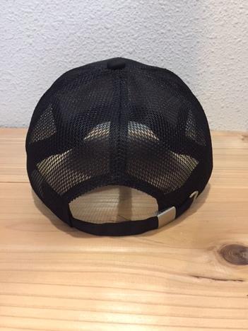 【NO TARGET ORIGINAL】EMBLEM MESH CAP