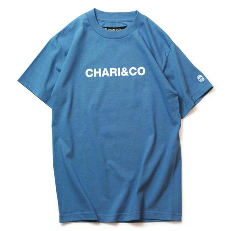 【CHARI&CO】BOLD LOGO TEE