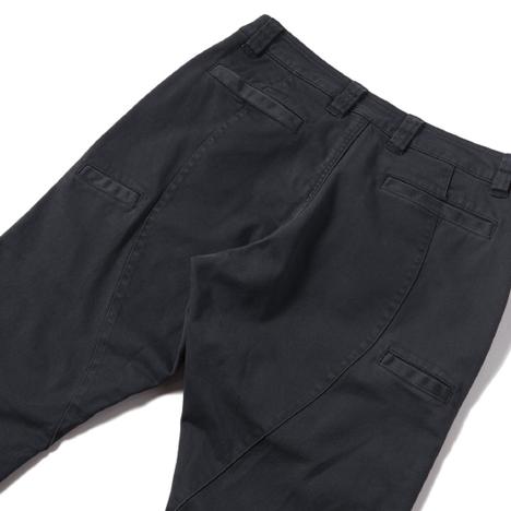 【narifuri】Chino pants slim fit
