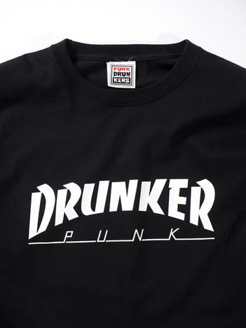 【PUNK DRUNKERS】ドランカーロンTEE