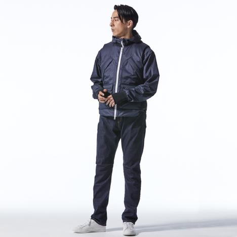 【narifuri】Durable N/Cデニム6ポケットパンツ