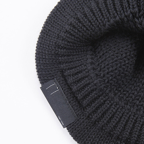 【C-PLUS HEAD WEAR】BELL KNIT CAP / WOOL