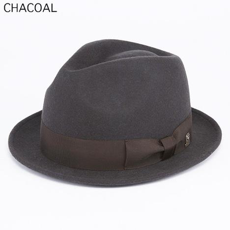 【C-PLUS HEAD WEARS】A-PINCH HAT/MID BRIM