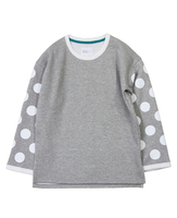 【quolt】DOT SWEAT