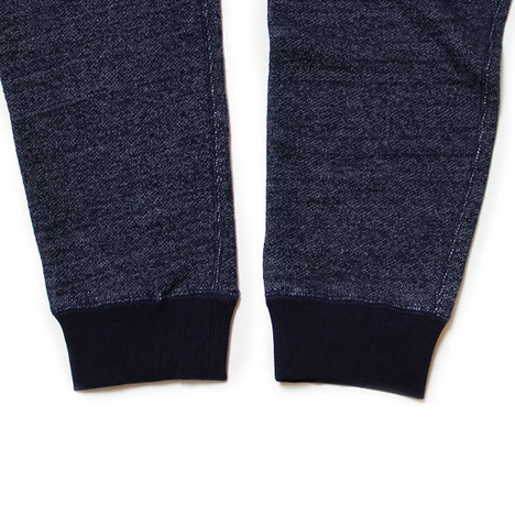 【GO HEMP】BASIC SWEAT PANTS(INDIGO)