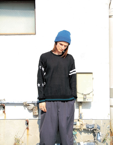 【quolt】STAR KNIT