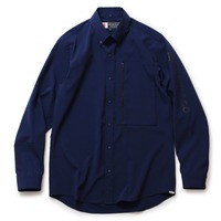 【CHARI&CO】PACKABLE L/S SHIRTS