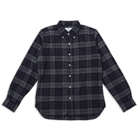 【SONTAKU】FREE FLANNEL CHECK BD SHIRT