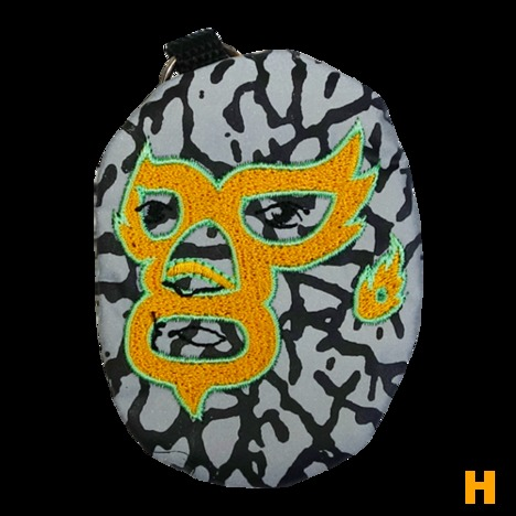 【HAOMING】MASK COIN CASE
