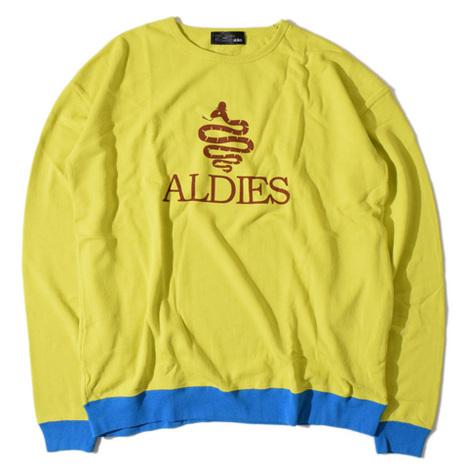 【ALDIES】Aldies Big Sweat(LIME)