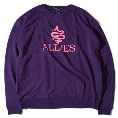 【ALDIES】Aldies Big Sweat(PURPLE)