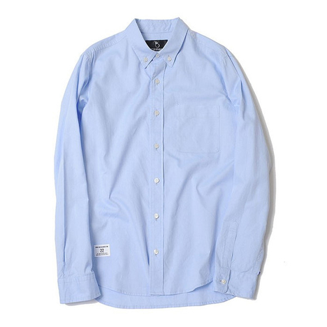 【VIRGO】Strike oxford shirts