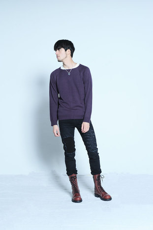 【SALE30%OFF★VIRGO】Sailor std knit