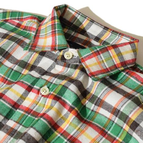 【ALDIES】Blow Nel Shirt(BEIGE)