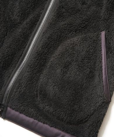 【VIRGO】UMA stretch boa vest
