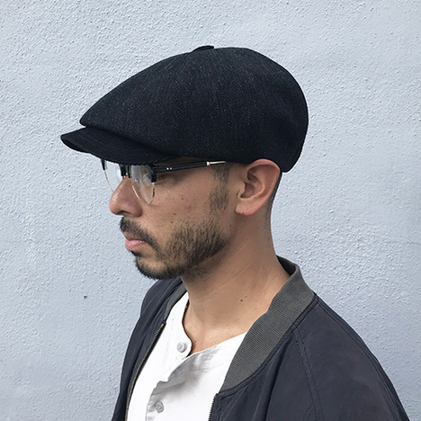 【C-PLUS HEAD WEARS】SERVENT CASQUETTE