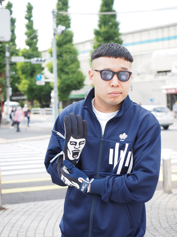 【PUNK DRUNKERS】xST line あいつのグローブ