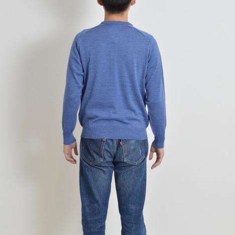 【SONTAKU】豪州ウールクルーネックセーター