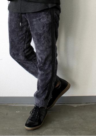 【LiSS】 BOA FLEECE PANTS